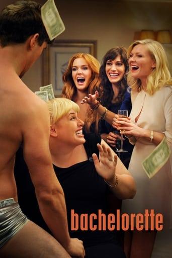Bachelorette (2012) - poster