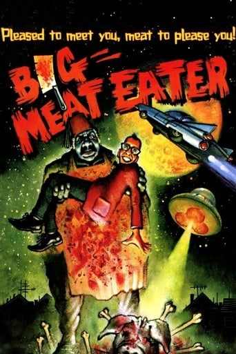 Poster of Big Meat Eater