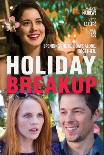 Poster of Holiday Breakup