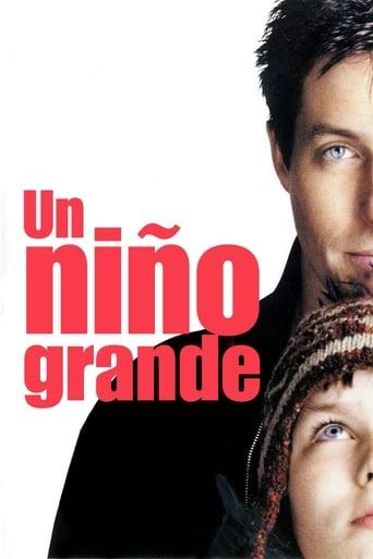 Poster of Un niño grande