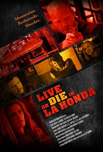 Poster of Live or Die in La Honda