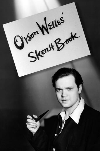 Orson Welles' Sketch Book
