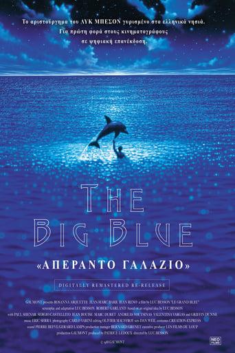Poster of Απέραντο Γαλάζιο