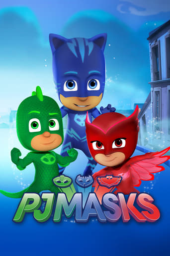 PJ Masks: Pyjamahelden