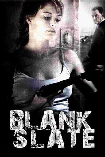 Poster of Blank Slate
