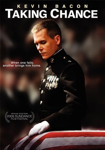 Poster of Taking Chance