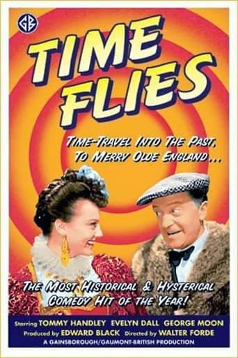 Poster of Time Flies