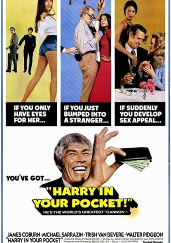 Poster of Harry in Your Pocket