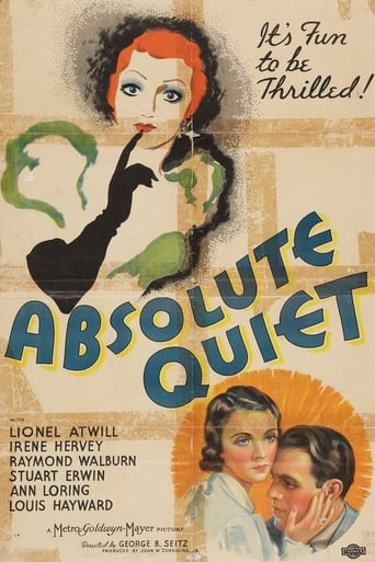 Poster of Absolute Quiet