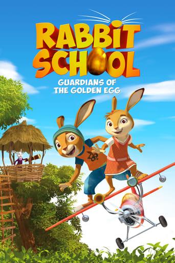 Poster of Rabbit School: Guardians of the Golden Egg
