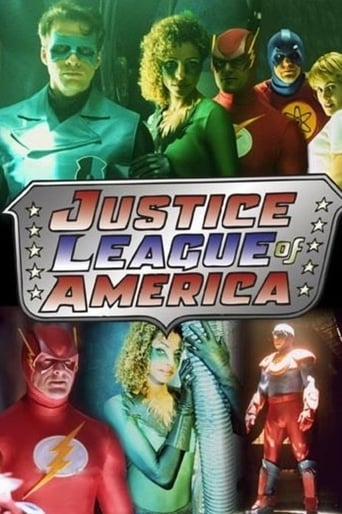 Poster of Justice League of America