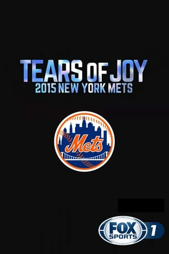 Poster of Tears of Joy: 2015 New York Mets