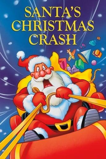 Poster of Santa's Christmas Crash