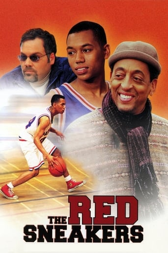 Poster of The Red Sneakers