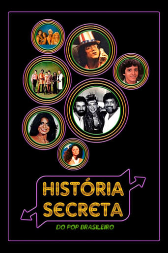 Poster of História Secreta do Pop Brasileiro