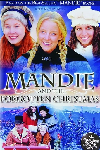 Poster of Mandie and the Forgotten Christmas fragman