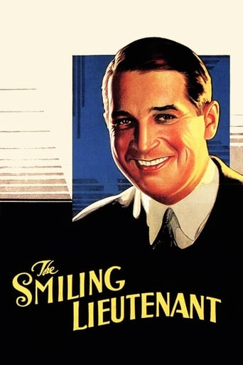 Watch The Smiling Lieutenant Free Online Solarmovies