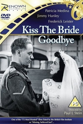 Poster of Kiss the Bride Goodbye