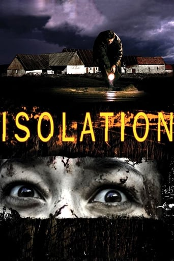 Isolation (2005) - poster