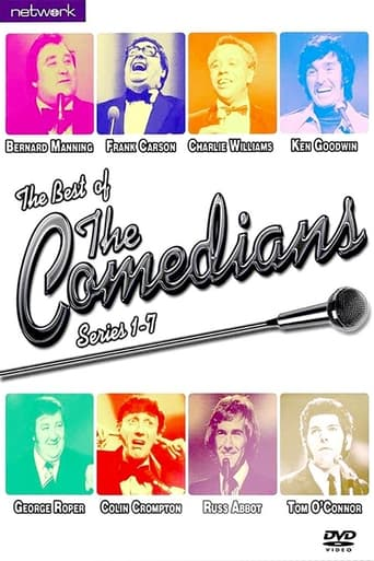 Poster of The Comedians