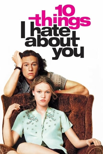 Watch 10 Things I Hate About You Online Free in HD