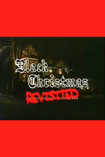 Poster of Black Christmas Revisited