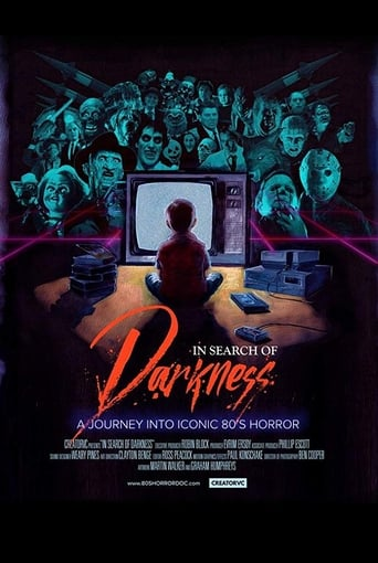 Poster of In Search of Darkness