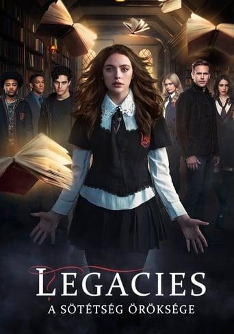 Legacies - A sötétség öröksége