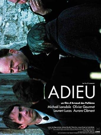 Poster of Adieu