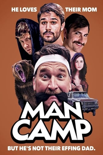 Man Camp Poster