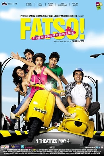 Poster of Fatso!