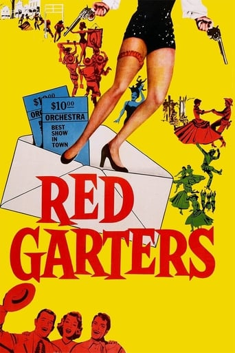 Poster of Red Garters