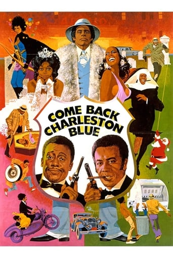 Poster of Come Back, Charleston Blue