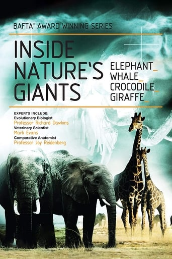Poster of Inside Nature's Giants