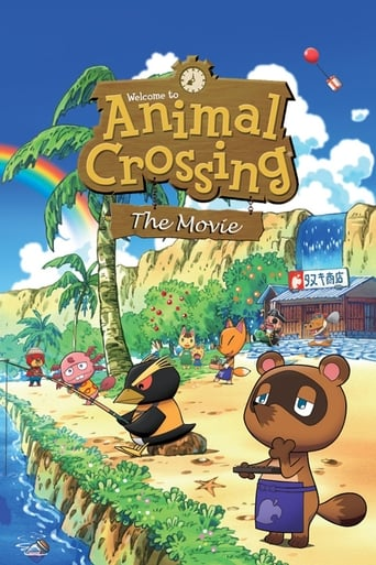 Poster of Animal Crossing: The Movie