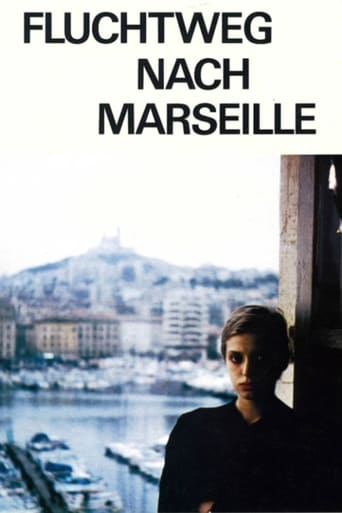 Poster of Escape Route to Marseilles