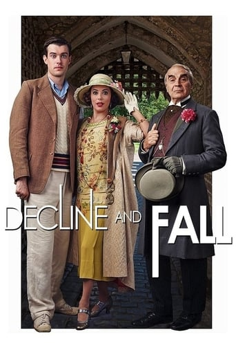 Poster of Decline and Fall