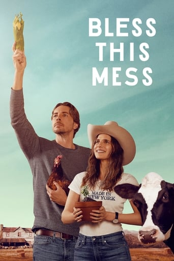 Poster of Bless This Mess