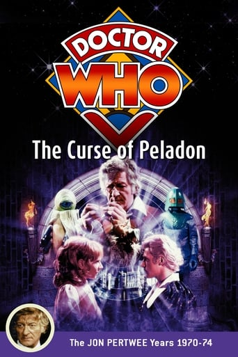 Poster of Doctor Who: The Curse of Peladon