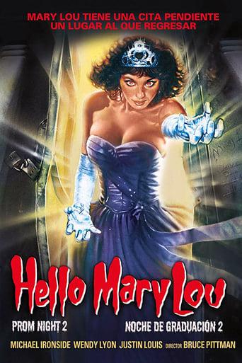 portada Noche de graduación 2: Hello Mary Lou