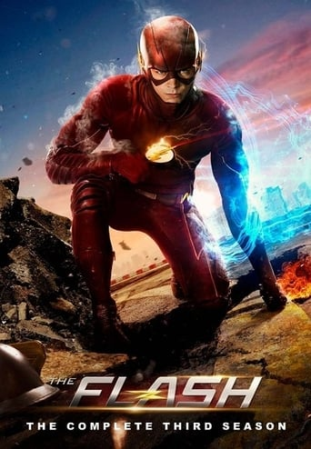 Blyksnis / The Flash (2016) 3 Sezonas