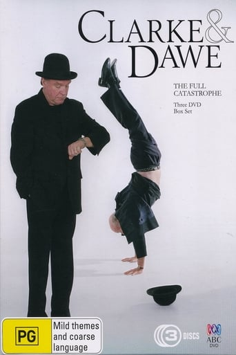 Poster of Clarke and Dawe: The Full Catastrophe