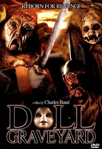 Poster of Doll Graveyard