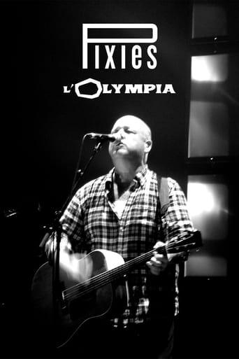 Pixies à l'Olympia - ARTE Live Web
