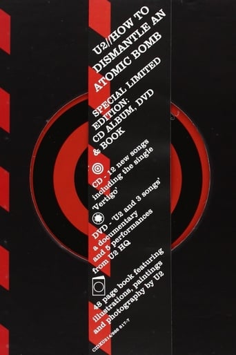 Poster of U2 and 3 songs