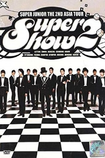 Watch Super Junior World Tour - Super Show 2 Online Free Movie Now