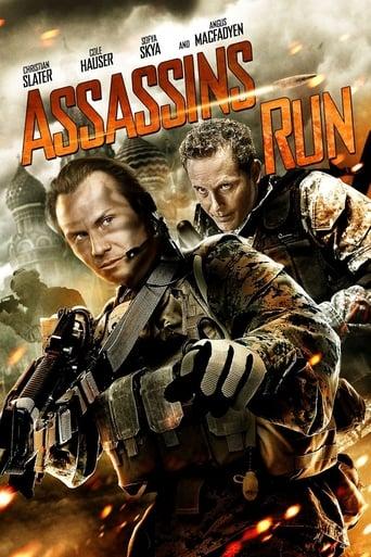 Assassins Run (2013) - poster