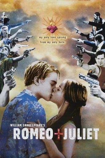 Poster of Romeo + Juliet