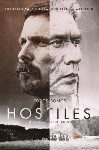 Poster of Hostiles