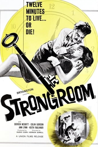 Poster of Strongroom